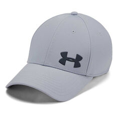 Under Armour Mens Headline 3 Cap Grey M / L, Grey, rebel_hi-res