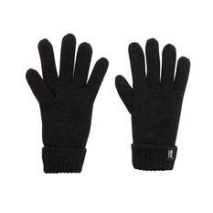 Heat Holders Mens Original Thermal Gloves Black M / L, Black, rebel_hi-res