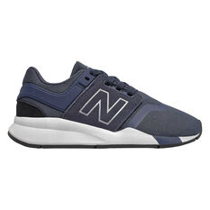 New Balance 247 v2 Kids Casual Shoes Navy / White US 11, Navy / White, rebel_hi-res
