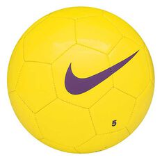 Nike Team Training Soccer Ball Yellow 5, , rebel_hi-res