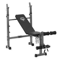 Torros Pro53 Standard Weight Bench, , rebel_hi-res