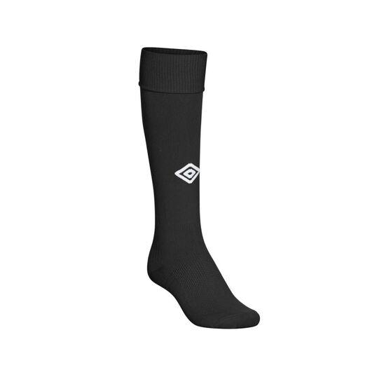 Umbro Mens League Socks, Black, rebel_hi-res