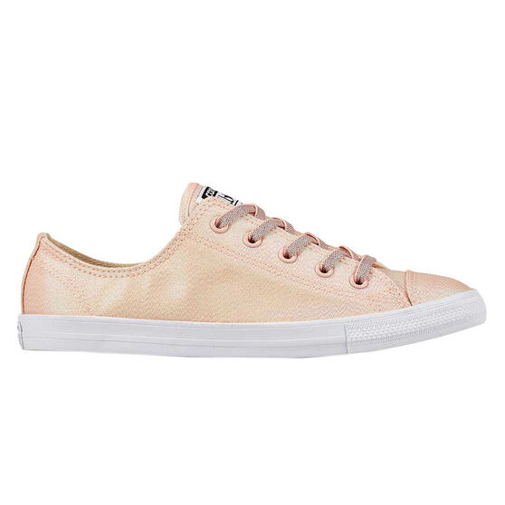 Converse Chuck Taylor All Star Dainty Womens Casual Shoes, Pink, rebel_hi-res