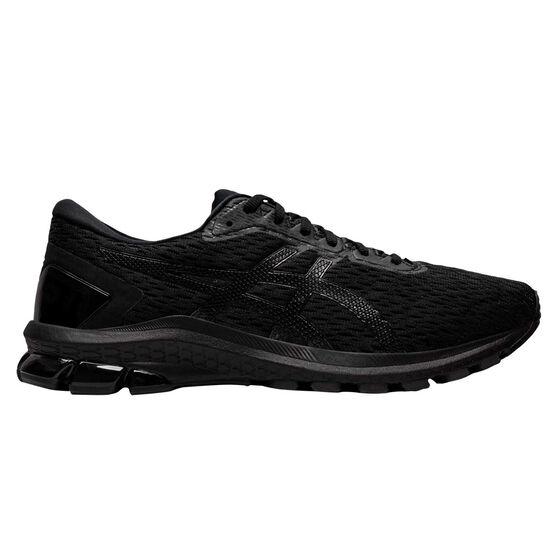 Asics GT 1000 9 4E Mens Running Shoes, Black, rebel_hi-res