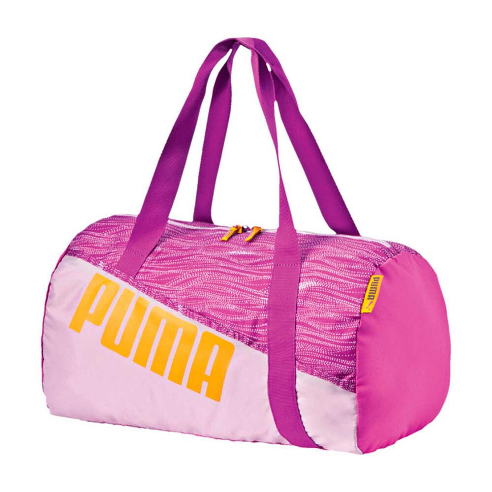 cdbfdb358dd3 Puma Studio Barrel Bag Purple