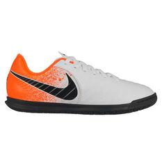 Nike Tiempo Legend VII Club Kids Indoor Soccer Shoes White / Black US 10, White / Black, rebel_hi-res