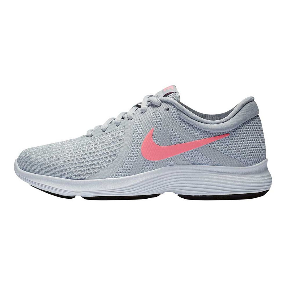 d936252d1a9 Nike Revolution 4 Womens Running Shoes Grey US 10