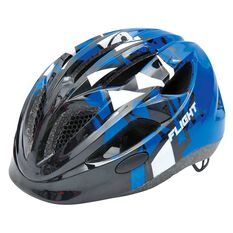 Flight Toddler Bike Helmet 51-55cm Blue / Black, , rebel_hi-res