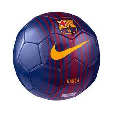 Nike Skills FC Barcelona Mini Soccer Ball Blue / Red 3, , rebel_hi-res