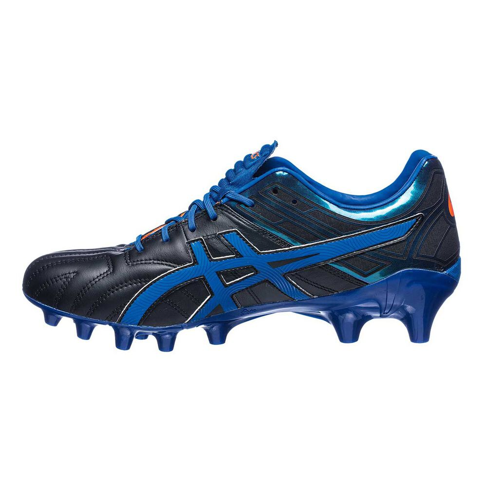 22441c9f3 Asics GEL Lethal Tigreor 10 IT Mens Football Boots Black   Purple US 8.5  Adult