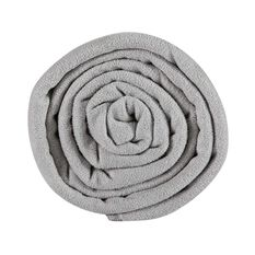 PTP L Dry Tech Yoga Towel L Light Grey, , rebel_hi-res