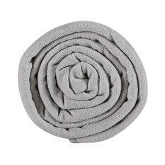 PTP L Dry Tech Yoga Towel L Light Grey, , rebel_hi-res