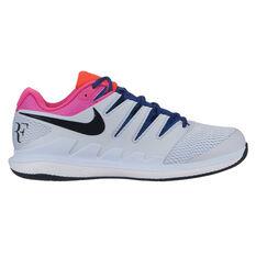 Nike Air Zoom Vapor X Hardcourt Mens Tennis Shoes Blue / Black US 7, Blue / Black, rebel_hi-res