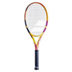 Babolat Pure Aero Rafa Tennis Racquet Orange / Purple 4 1/4in, Orange / Purple, rebel_hi-res