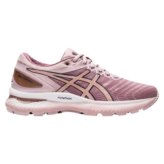 Asics GEL Nimbus 22 Womens Running Shoes, , rebel_hi-res