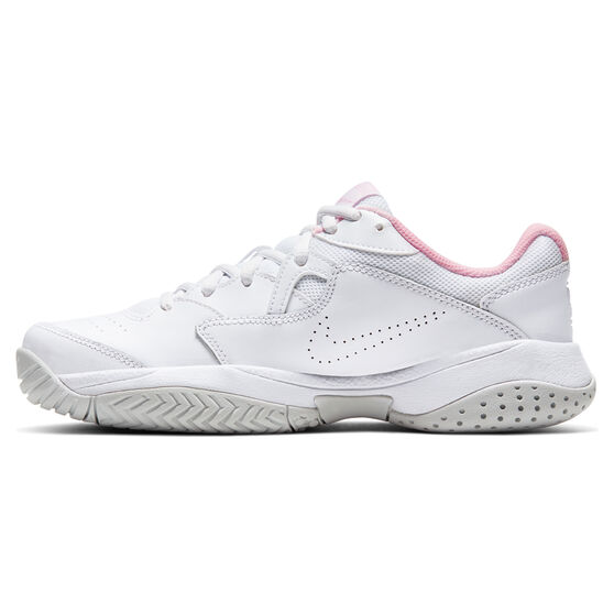 Nike Court Lite 2 Womens Tennis Shoes, White / Black, rebel_hi-res