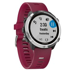 Garmin Forerunner 645 Music Watch Red, , rebel_hi-res