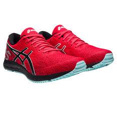 Asics GEL DS Trainer 26 Mens Running Shoes, Red/Black, rebel_hi-res