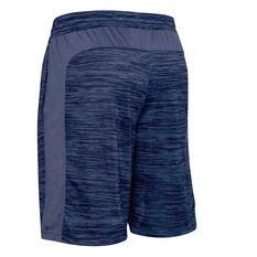 Under Armour Mens MK-1 Twist Shorts Blue S, Blue, rebel_hi-res