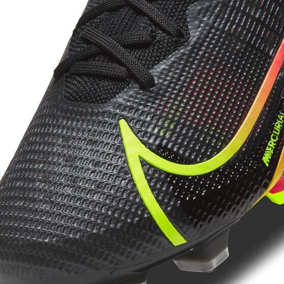 Nike Mercurial Vapor 14 Elite Football Boots, Black, rebel_hi-res