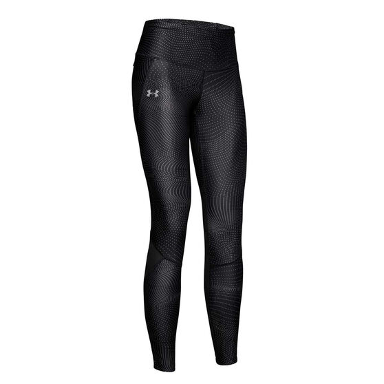 Under Armour Womens Fly Fast Printed Tights, , rebel_hi-res