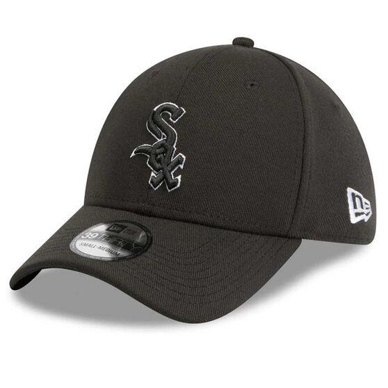 Chicago White Sox 39THIRTY Black White Cap, , rebel_hi-res
