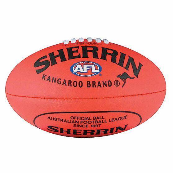 Sherrin Soft Touch Junior Australian Rules Ball, , rebel_hi-res