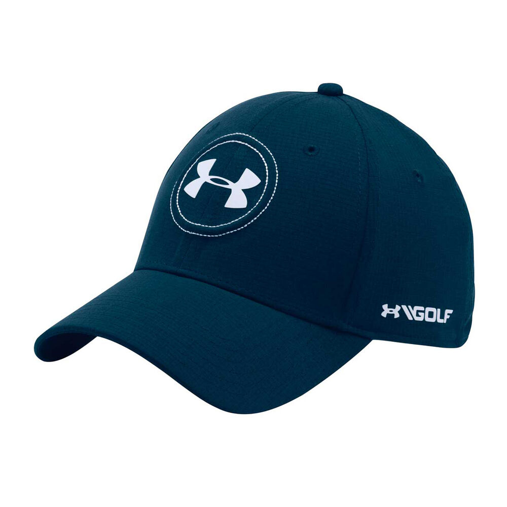 Under Armour Jordan Spieth Tour Cap Blue M   L Adult  bf2b5be939f