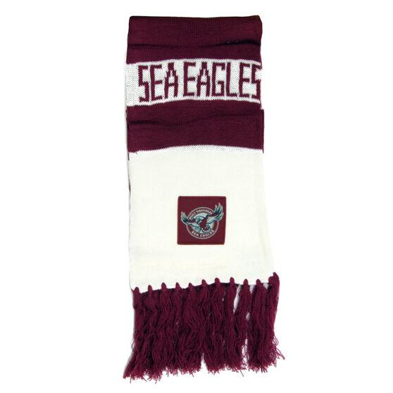 Manly Warringah Sea Eagles Scarf, , rebel_hi-res