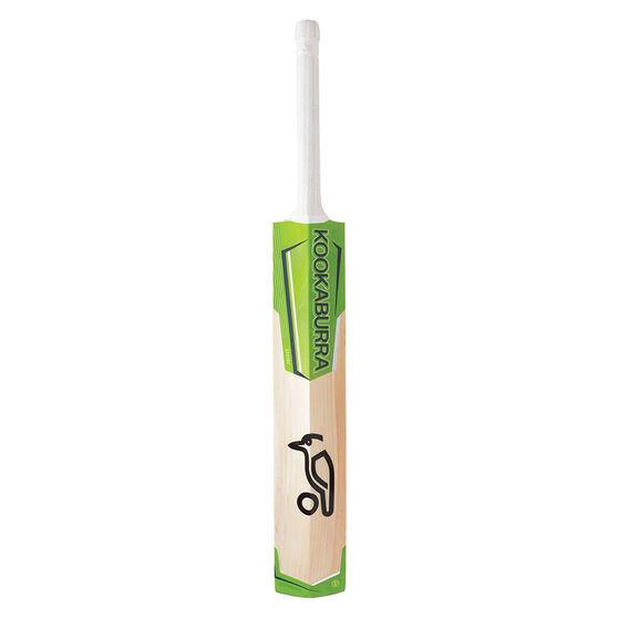 Kookaburra Kahuna Pro 1000 Junior Cricket Bat Green 6, Green, rebel_hi-res