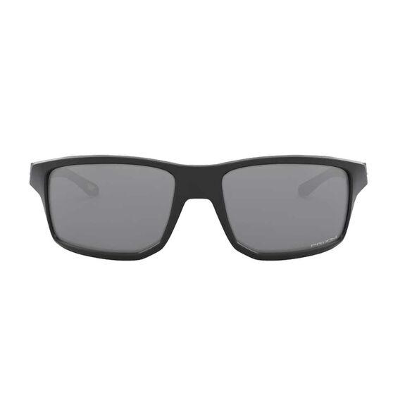 Oakley Gibston Sunglasses Matte Black / Prizm Black, Matte Black / Prizm Black, rebel_hi-res