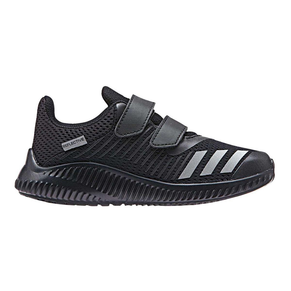 Us Black 1 Rebel Shoes Fortarun Running Adidas Sport Boys nqzOza