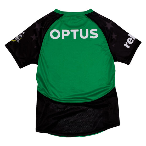 Melbourne Stars 2019 WBBL Womens Jersey, Green, rebel_hi-res