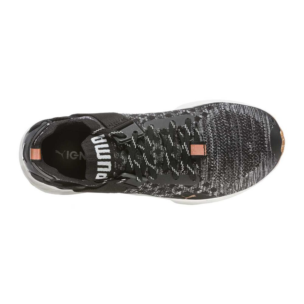 Puma Ignite Evoknit Low Womens Running Shoes Black US 8  305544dc6
