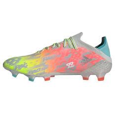 adidas X Speedflow .1 Football Boots Grey US Mens 7 / Womens 8.5, Grey, rebel_hi-res