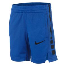 Nike Boys Elite Stripe Shorts Royal Blue 4, Royal Blue, rebel_hi-res