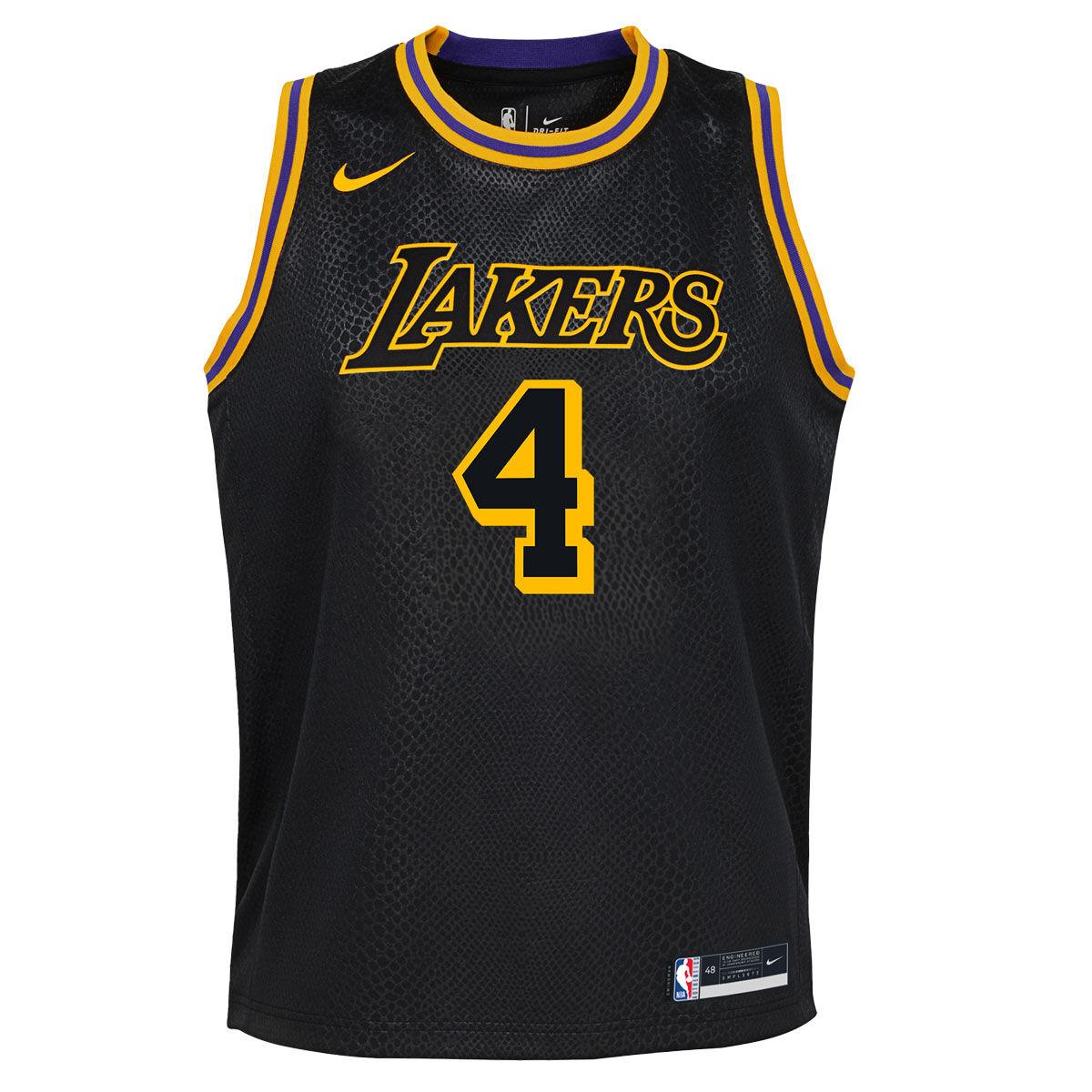 Nike Los Angeles Lakers Alex Caruso 2020/21 Kids Mamba City ...