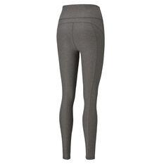 Puma Womens Studio Yogini 7/8 Forever Tights Grey XS, Grey, rebel_hi-res