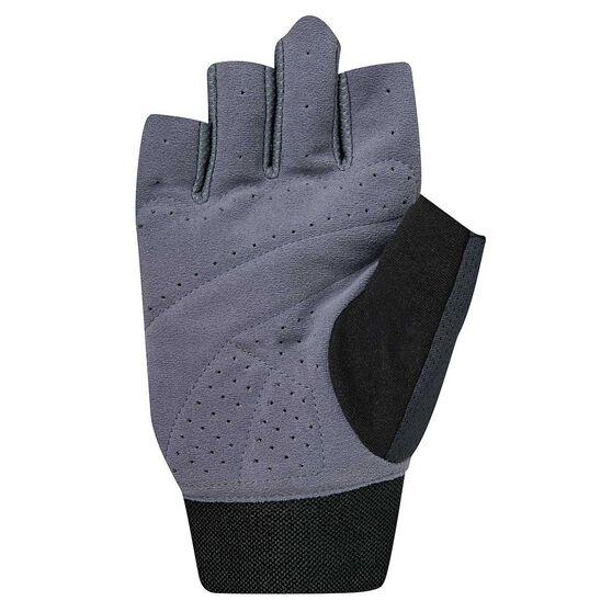 Nike Mens Core Lock Down Training Gloves, Grey / Black, rebel_hi-res