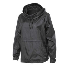 Under Armour Womens Storm Iridescent Jacket Black XS, Black, rebel_hi-res