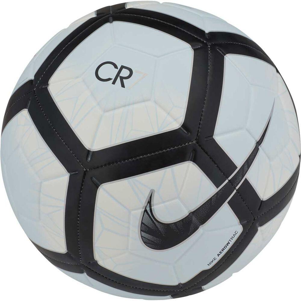 new style 07f33 a93eb Nike CR7 Prestige Soccer Ball White   Black 5, , rebel hi-res