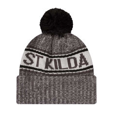 St Kilda Saints New Era 6 Dart Cuff Beanie, , rebel_hi-res