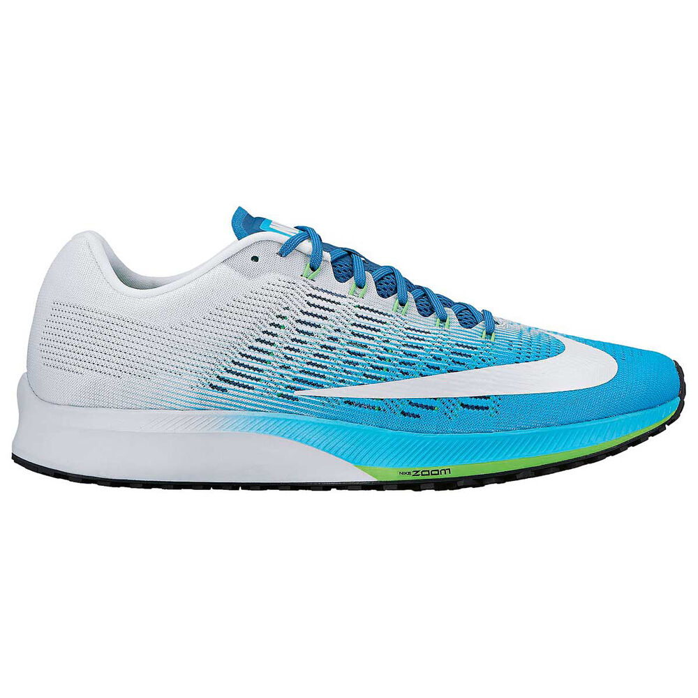 the best attitude d8dd9 18be8 Nike Air Zoom Elite 9 Mens Running Shoes White   Blue US 10, White