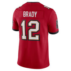 Nike Tampa Bay Buccaneers Tom Brady Limited Home Jersey Red S, Red, rebel_hi-res