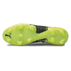 Puma Future Z 1.1 Football Boots, Yellow, rebel_hi-res