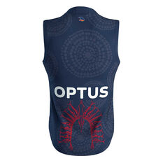 Adelaide Crows 2019 Mens Indigenous Guernsey Navy S, Navy, rebel_hi-res