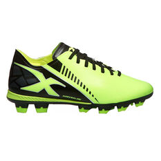 X Blades Adrenaline Kids Football Boots Yellow / Black US 3, Yellow / Black, rebel_hi-res