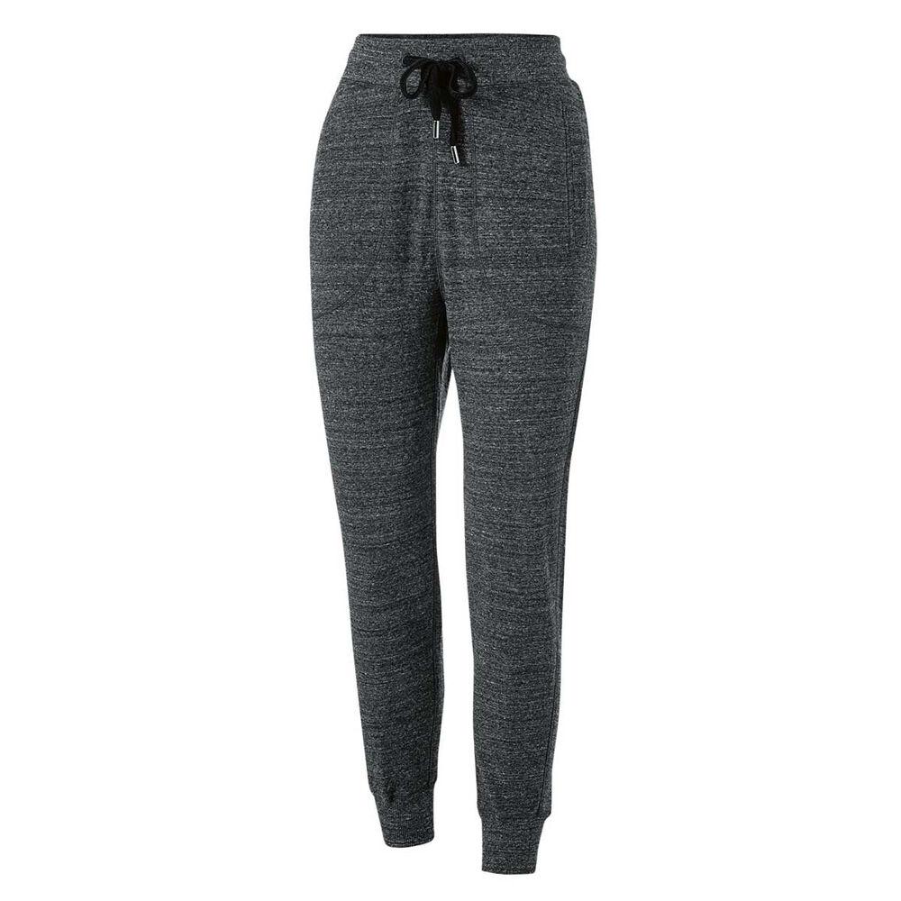 98b04ea2bc999 Asana Womens Luxe Training Training Pants Charcoal 10 Adult, Charcoal,  rebel_hi-res
