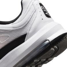Nike Air Max AP Mens Casual Shoes, White/Black, rebel_hi-res