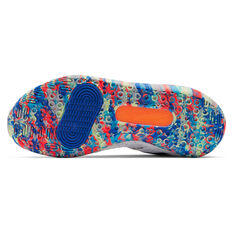 Nike KD13 Mens Basketball Shoes, Multi/Blue, rebel_hi-res
